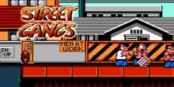 Street Gangs juego de NES
