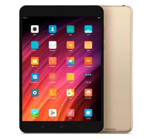 Xiaomi Mi Pad 3, nuevo tablet económico con gran batería