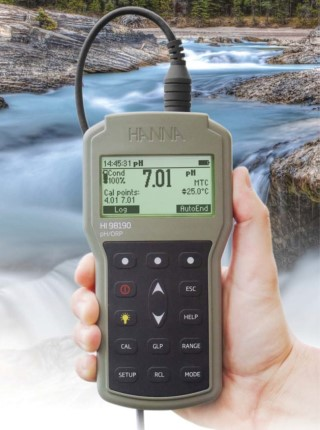 Low Cost EC and Salinity Lab Meters | Edaphic Scientific