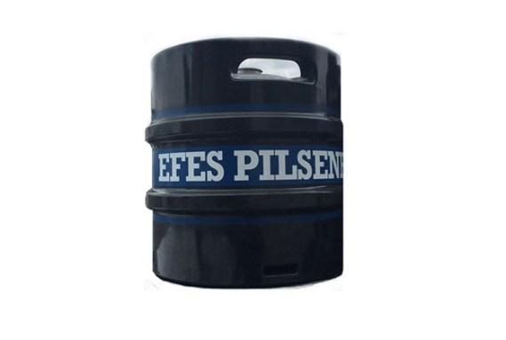 Efes Pilsener 30 Lt KEG