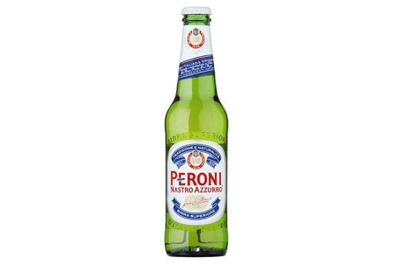 Peroni Azzurro Nastro Beer Bottle 24X330Ml