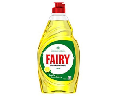 Fairy Wul Lemon £1.29 10X433Ml