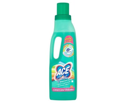 Ace Gentle Stain Remover Pmp £1.99 6X1L