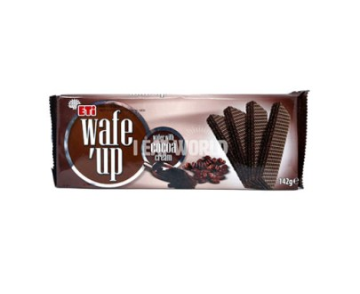 1353600 Eti Wafe Up W. Cocoa 20x142gr