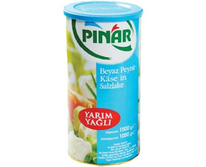Pinar Cheese White %45 6X1Kg
