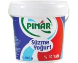 Pinar Yoghurt %10 Suzme 6X1Kg