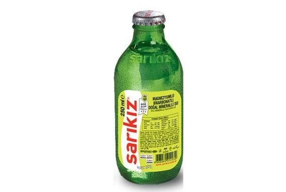 Sarikiz Mineral Water 20X250Ml