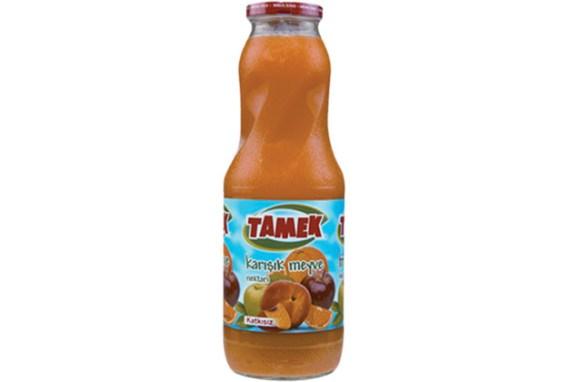 Tamek Juice Glass 6X1Lt Mix Nectar