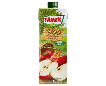 Tamek Juice 12X1Lt Apple Juice