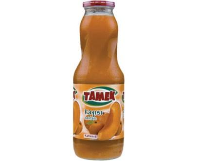 Tamek Juice Glass 6X1Lt Apricot Nectar