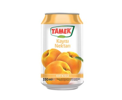 Tamek Juice 24X330Cc Apricot Nectar
