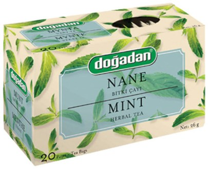 Dogadan Tea Mint 12X20