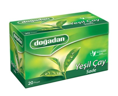 Dogadan Tea Green 12X20