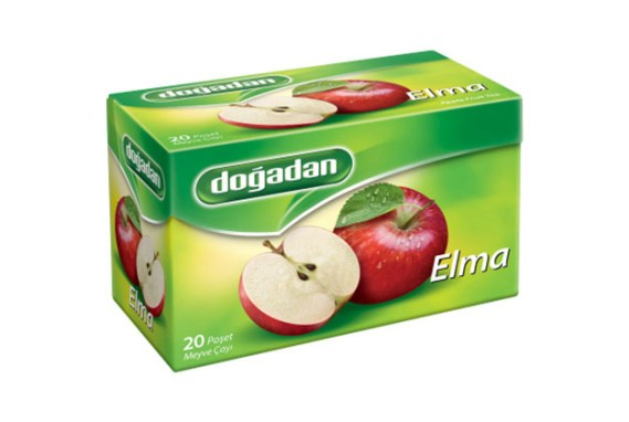 Dogadan Tea Apple 12X20
