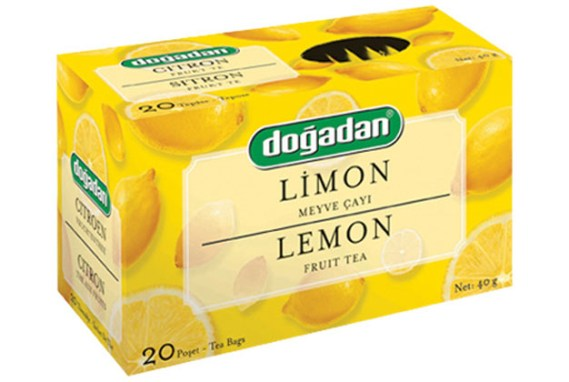 Dogadan Tea Lemon 12X20