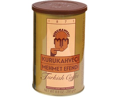 Mehmet Efendi Turkish Coffee 12X250G