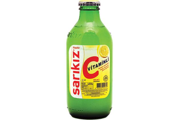 Sarikiz Vitamin C With Lemon 24X250Ml
