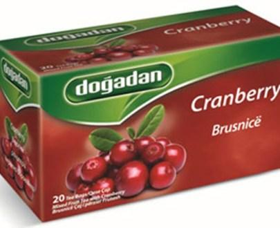 Dogadan Tea Cranberry 12X20