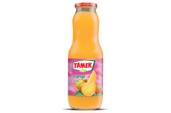 Tamek Juice Glass 6X1Lt Mango Nectar