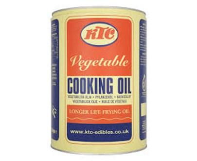 Ktc Vegetable Oil Drum 20L