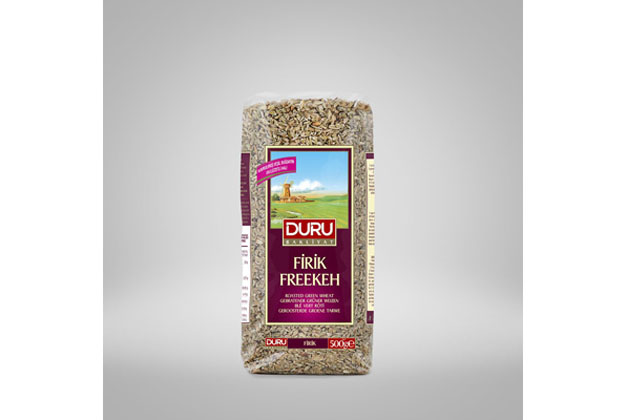 Duru /409-7/ 12X500 Gr. Freekeh Wheat