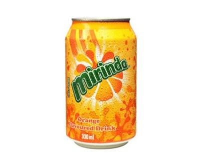 Mirinda Orange Cans 24X330Ml