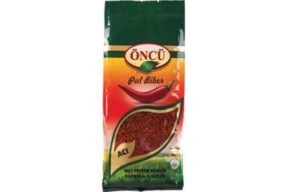 Oncu Hot Pepper Flakes 20X500Gr