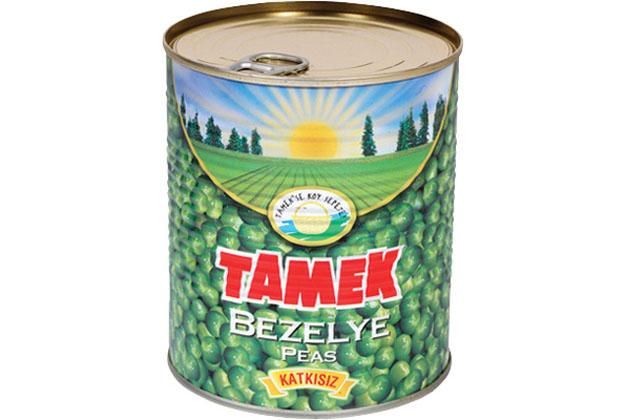 Tamek Green Peas 12X1Kg