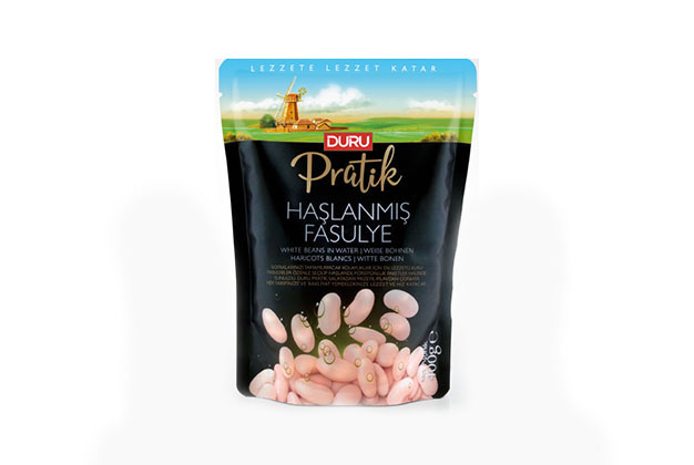 Duru Pratik Boiled Beans 16X400Gr