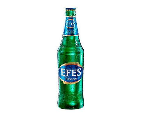 Efes Beer Bottle 24×33 Cl