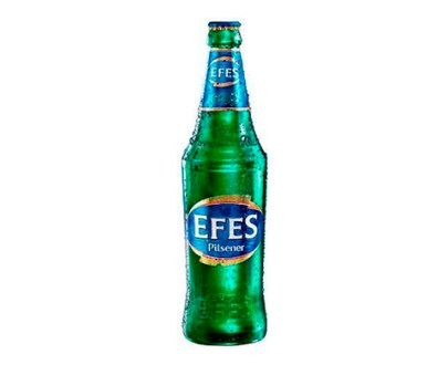Efes Beer Bottle 24x33 Cl