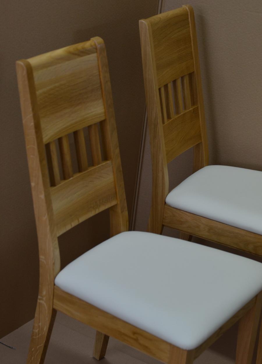 Dębowe krzesło Spring K3