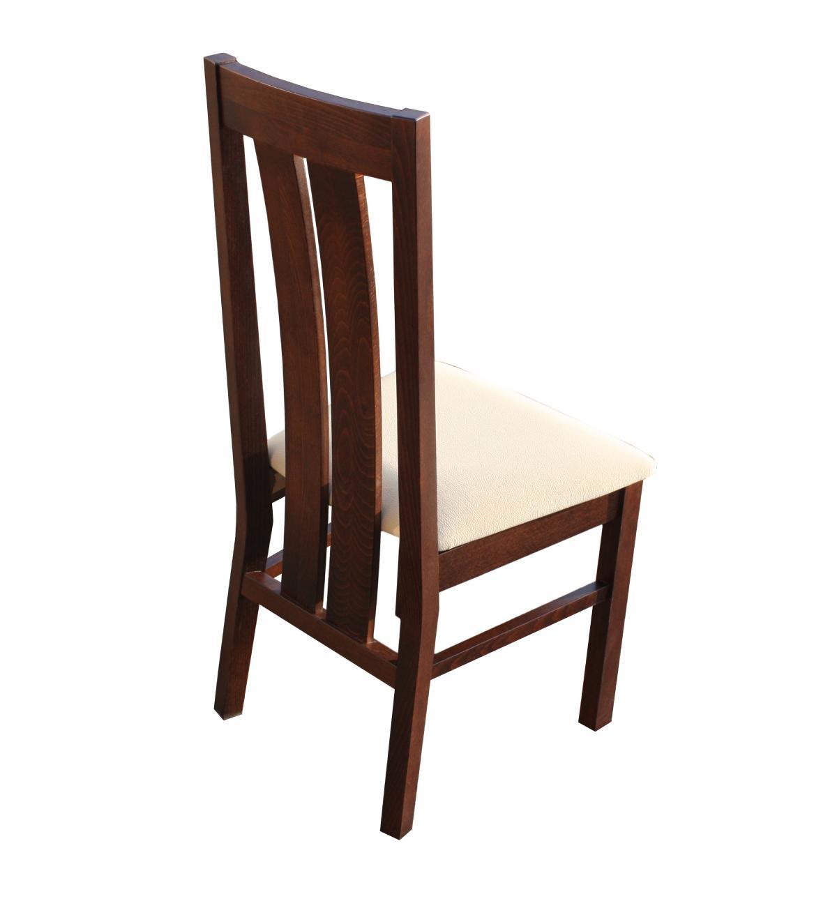 Bukowe krzesła