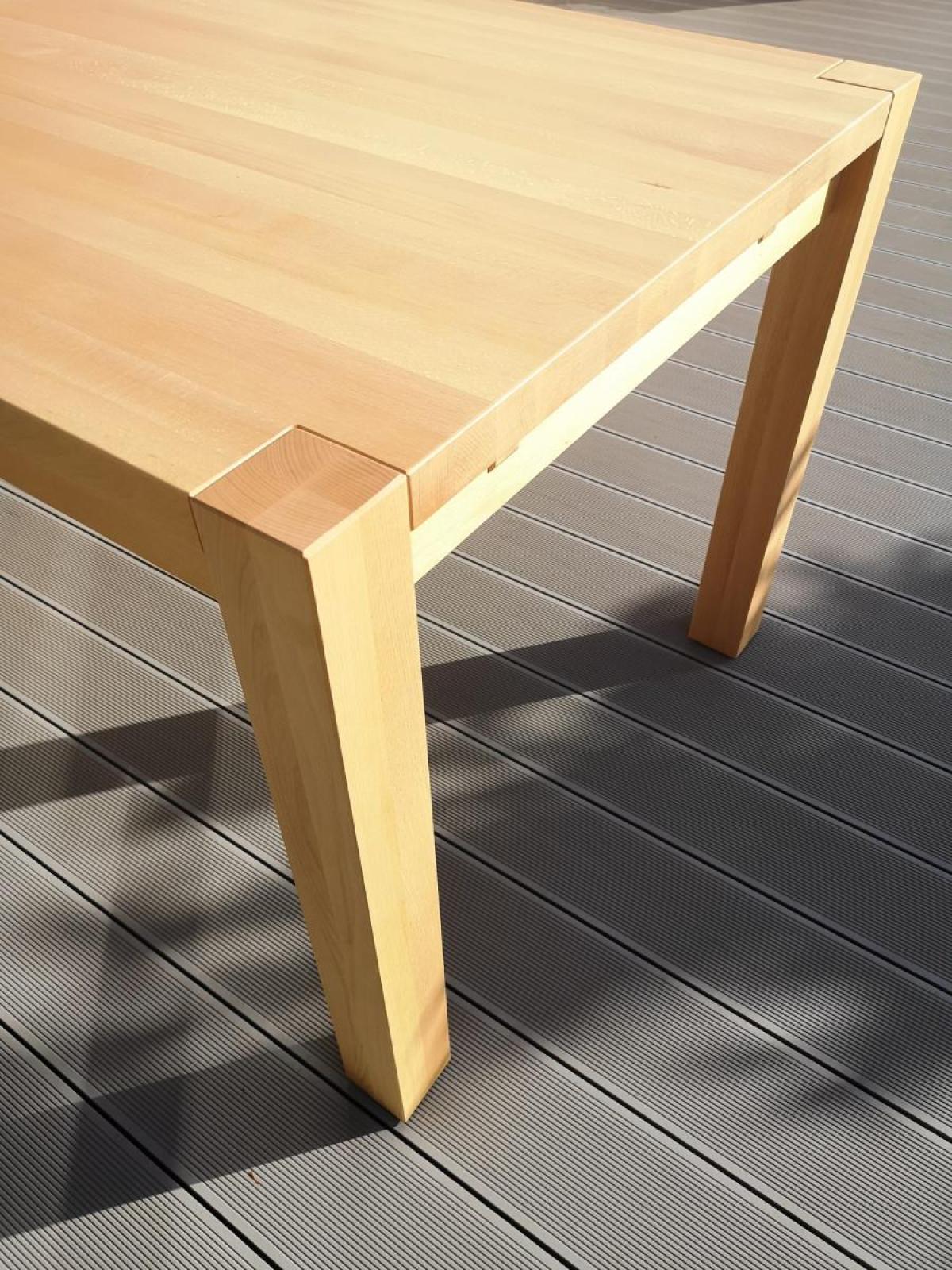 drewniany stół model s1