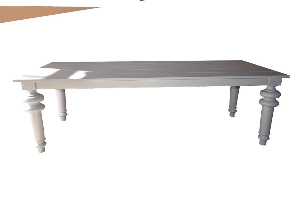 stół toczony