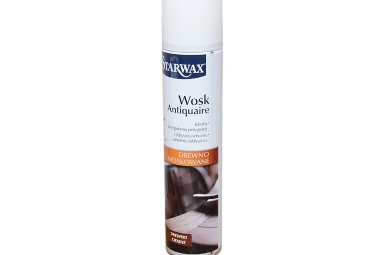 wosk w sprayu