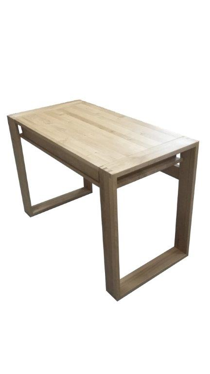 Nowoczesne biurko dębowe