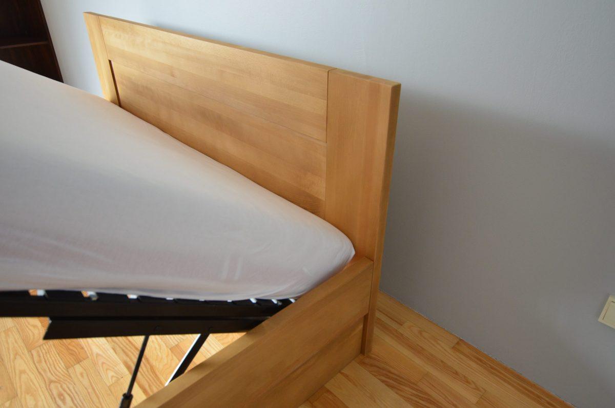 materac podnoszony w łóżku lk6