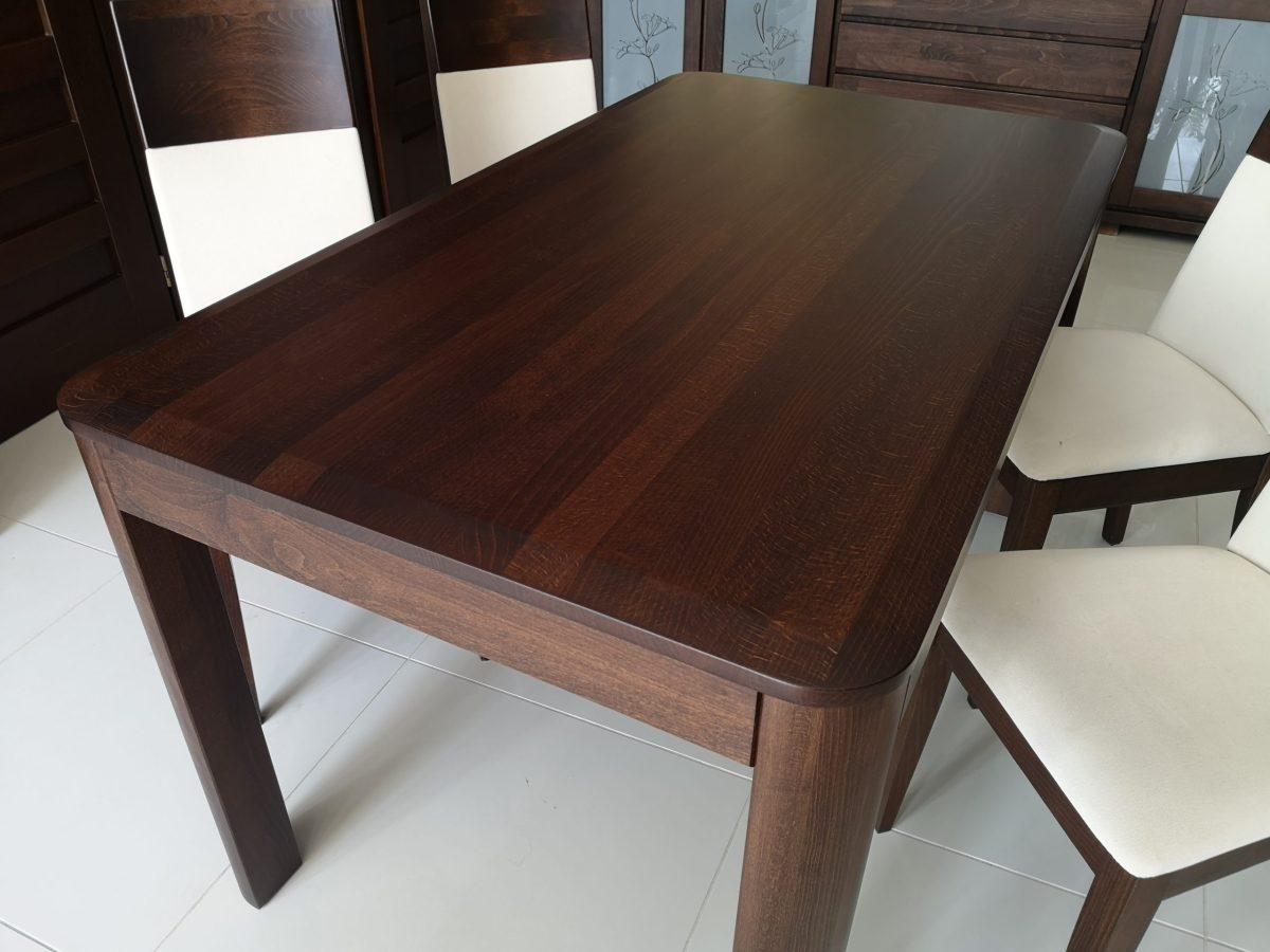Stół bukowy kolor LA