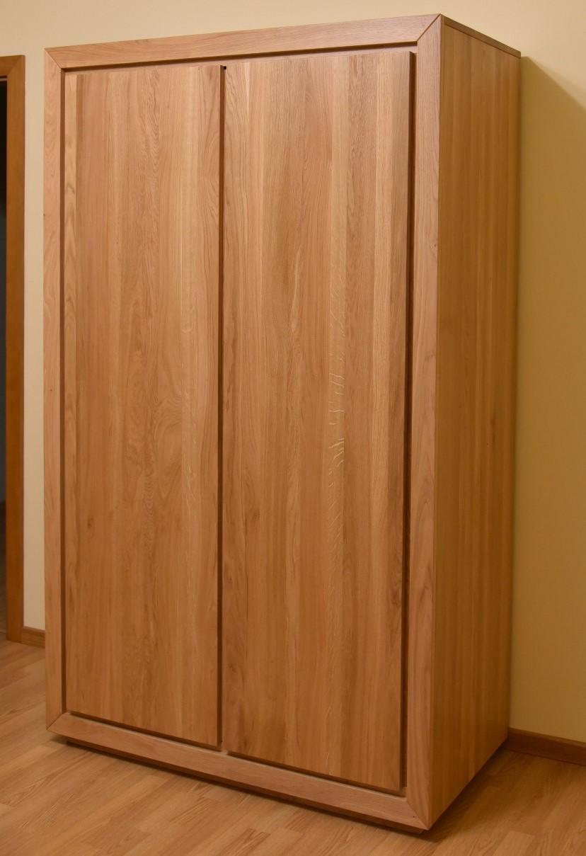 szafa dąb dwoje drzwi