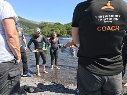BTF Open Water Coaching CPD