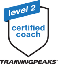 TrainingPeaks Level 2 Certified