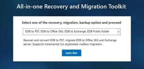 Free EDB to PST Converter Software - - THE SAN GUY