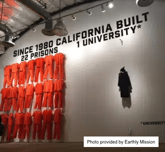 Since 1980 California Built 22 Prisons and 1 University