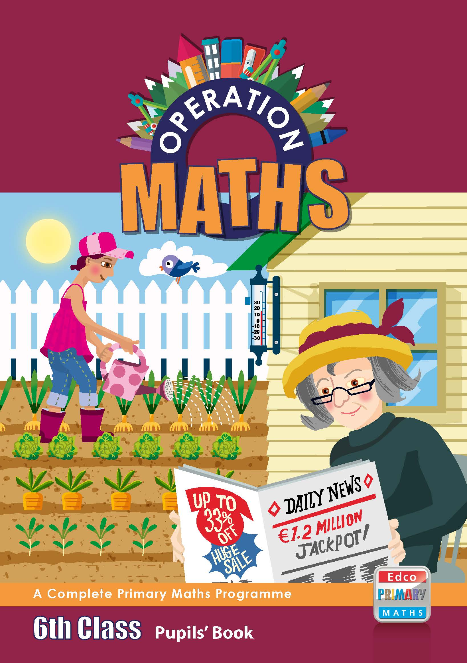 Operation Maths 6
