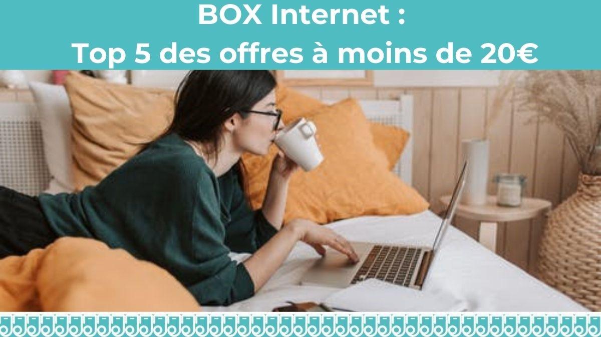 forfait internet pas cher top 5 des