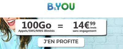 bouygues package 100Go