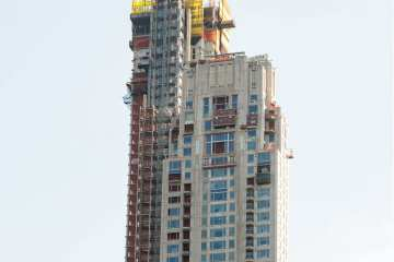 nyc frame shoring