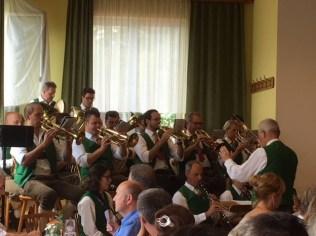 Musikkapelle Julbach, musikalische Umrahmung