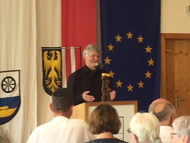 Preisträger Adolf Hofstetter